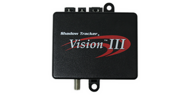 GPS Vehicle Tracking Shadow Tracker® Vision III™ • 10 Second Real Time Updates • Internal Backup Battery • Internal Backup Cellular Antenna