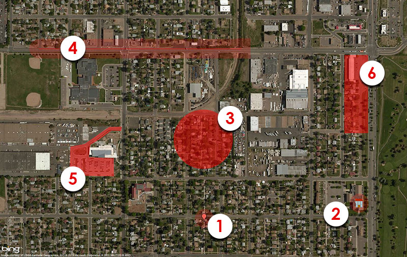 fleet tracking with geofence width=