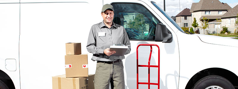 GPS Tracking for Delivery Vehicles