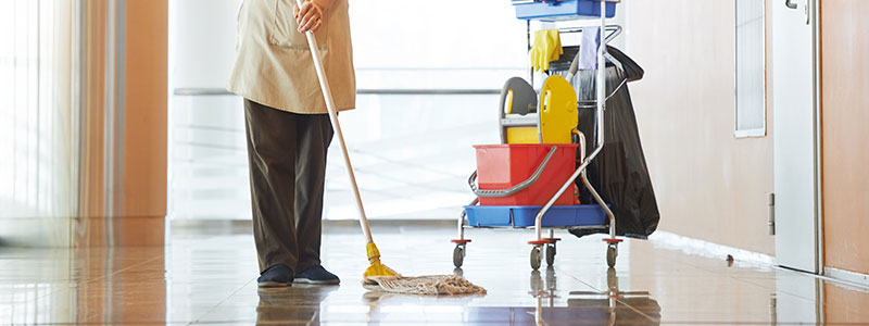 GPS Tracking for Cleaning Services