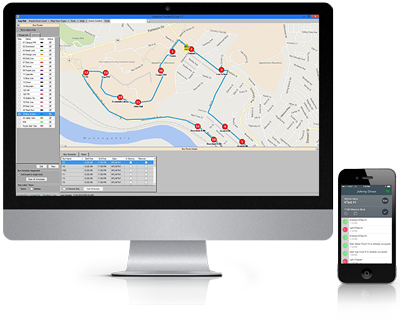 gps truck tracking for fleet management