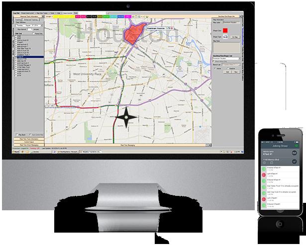 Heavy Construction Equipment GPS Tracker
