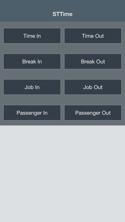 mobile timesheets app
